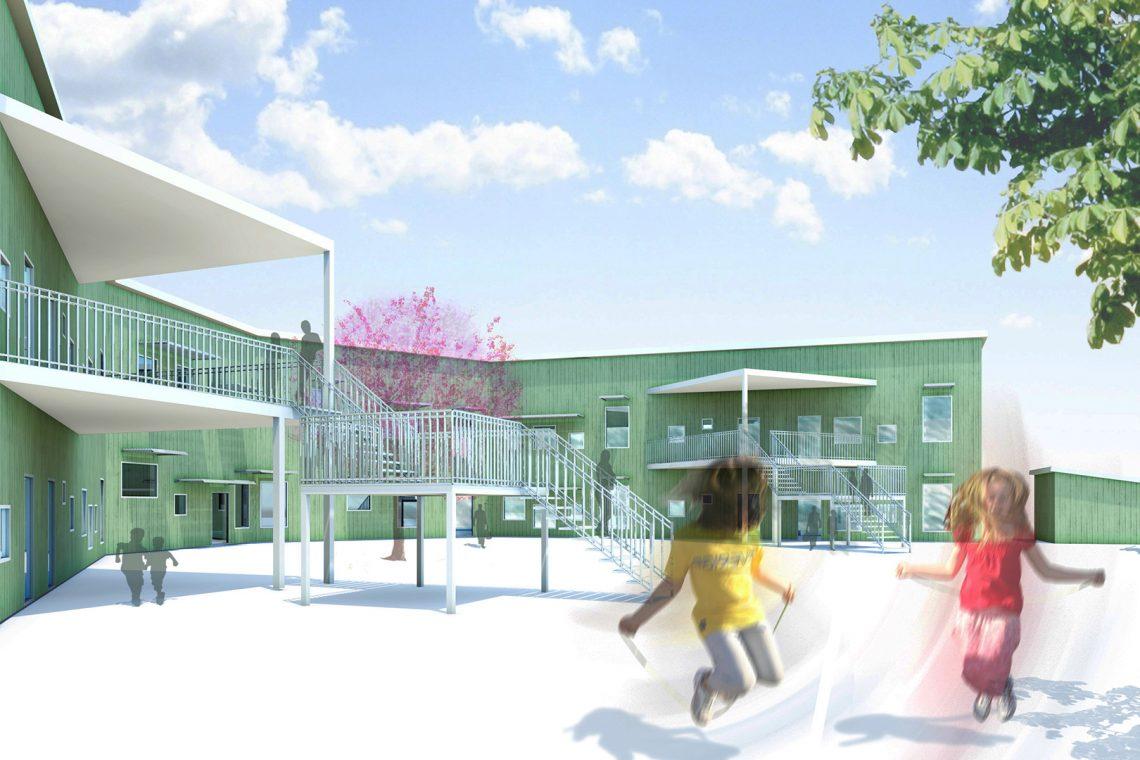 Bärstadsskolan i Linköping