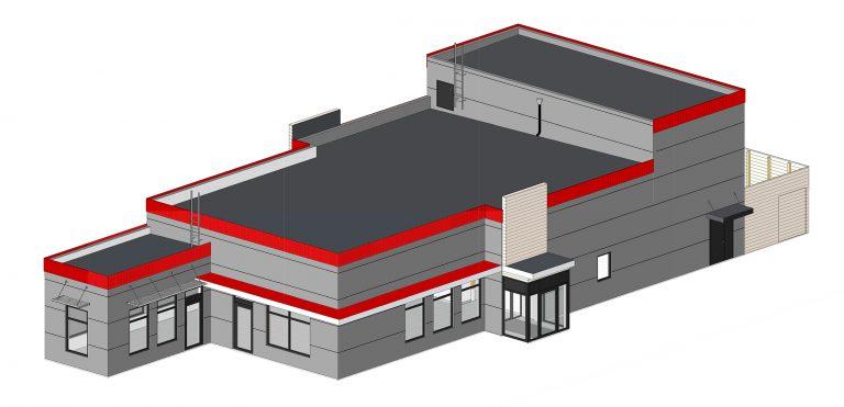 Designkoncept restaurang