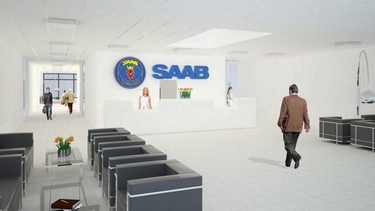 SAAB Kontoret